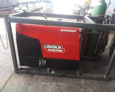 Lincoln 225 Electric Ranger
