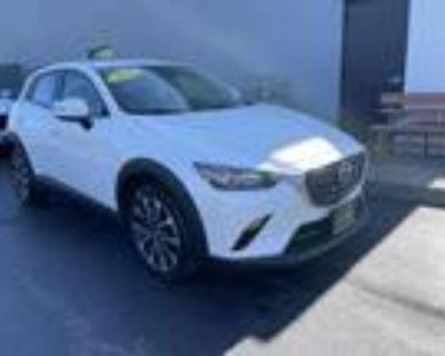 2019 Mazda CX-3 White, 36K miles