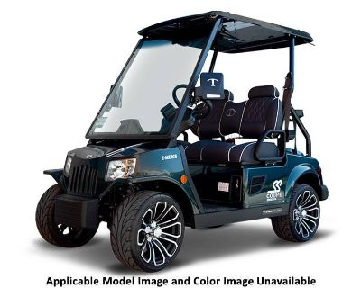 2021 Tomberlin E-Merge E2 SS w/ Rear-Facing Seat Electric Golf Carts Canton, GA