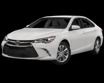 Pre-Owned 2015 Toyota Camry XLE With Navigation