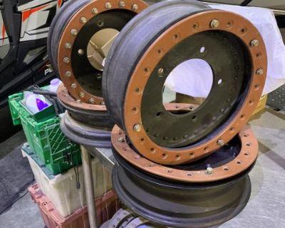 Centerline Wheels, 3 singles, sets of Beadlocks