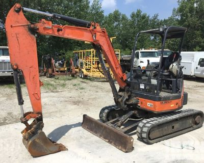Hitachi Zaxis ZX35U-3 Mini Excavator