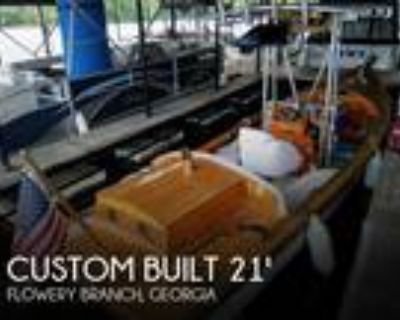 21 foot Custom Built Handy 21 CC