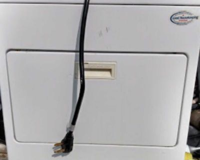 Whirlpool dryer works great guaranteed or money back