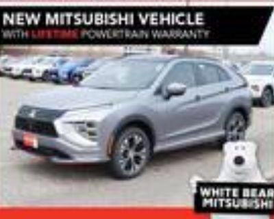 2022 Mitsubishi Eclipse Gray