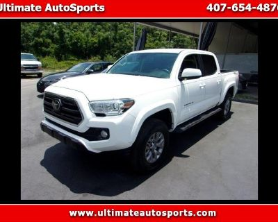 2019 Toyota Tacoma 2WD SR5 Double Cab Short Bed V6 AT