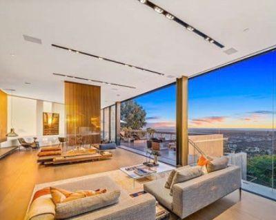 10 Million Dollar Hollywood Sky Villa, Los Angeles, CA