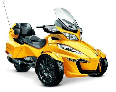 2014 Can-Am Spyder RT-S SE6 3 Wheel Motorcycle Algona, IA