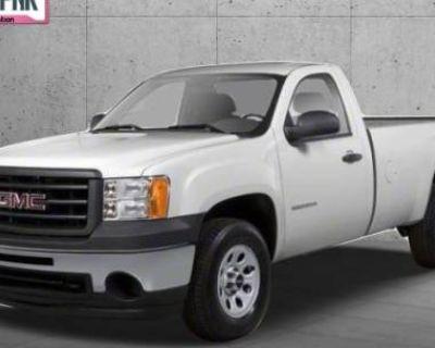 2011 GMC Sierra 1500 Work Truck
