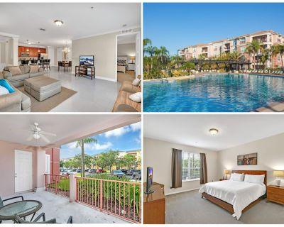 NEW Listing! Vista Cay 3 Bedroom Condo! 2mi to I-drive! - Orlando