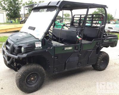 2016 Kawasaki Mule Pro-DXT Utility Vehicle