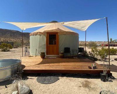 20 Yurt in Volcano Vortex - Yucca Valley