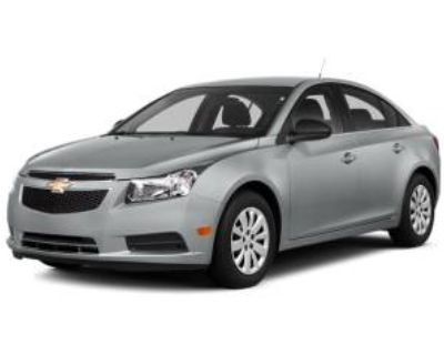 2014 Chevrolet Cruze LT with 1LT Automatic