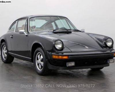 1976 Porsche 912E Sunroof Coupe