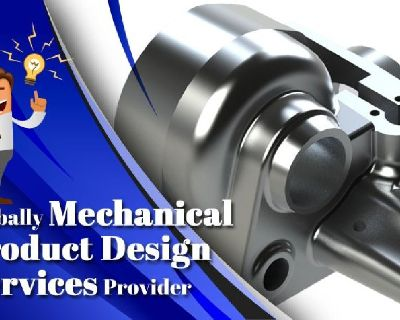 Top-notch Solution for Mechanical Design & Drafting Services at TrueCADD
