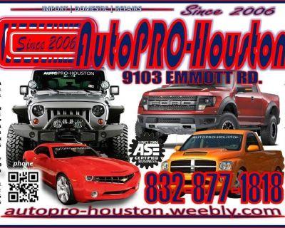 Automotive Solutions 4 LESS at AutoPRO-Houston since 2006