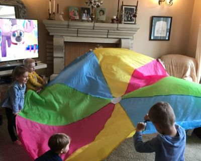 Childcare caregiver at Licensed in-home daycare
