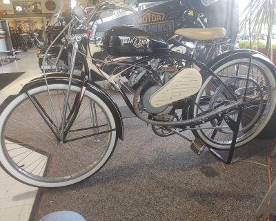 1948 Schwinn Whizzer Street Bike Cortland, OH