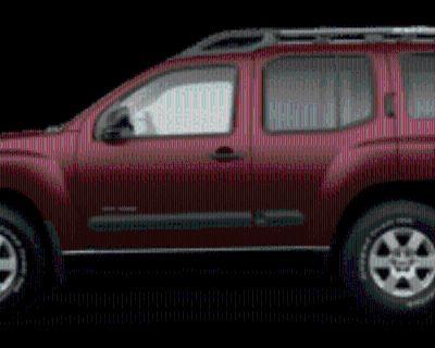 2006 Nissan Xterra X V6 RWD Auto