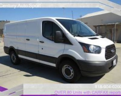 """2017 Ford Transit Cargo Van T-250 with Swing-Out RH Door 130"""" Low Roof 9000 GVWR"""