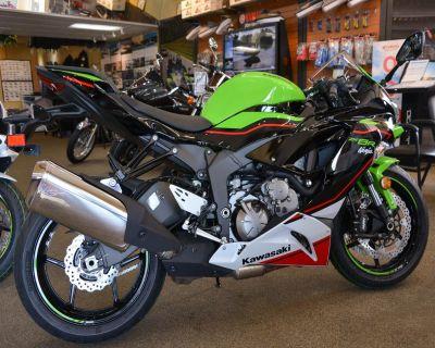 2021 Kawasaki Ninja ZX-6R ABS KRT Edition Supersport Clearwater, FL
