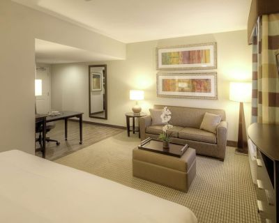 2 Connecting Suites with 2 beds and 2 sofabeds at a Full Service Hotel by Suiteness - Victoria County