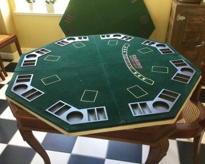 Poker Table Top plus Extras