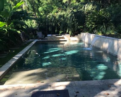 Intown Pool and Spa with Pool House, Atlanta, GA