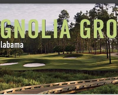 A Golfers Getaway on the West Mobile RTJ Trail at Magnolia Grove - Mobile