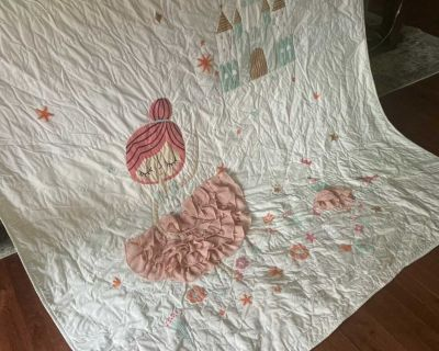 Twin/Full Quilt