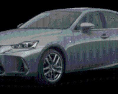 2020 Lexus IS IS 300 F Sport