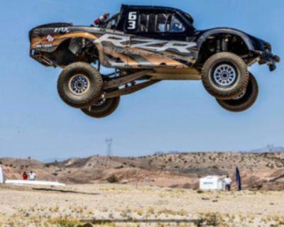 Geiser Bros previous Johnny Angel #63 Trophy Truck 2018 Vegas to Reno Winner!