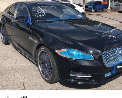 2015 Jaguar XJ Standard