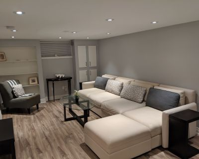 Basement Apartment - Malvern