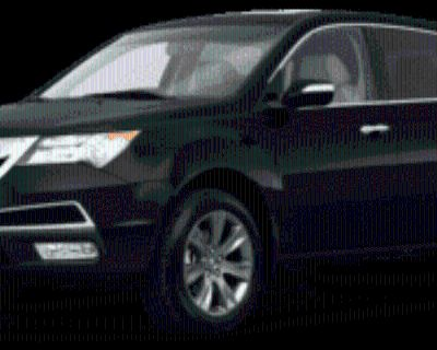 2010 Acura MDX Advance with Entertainment Package