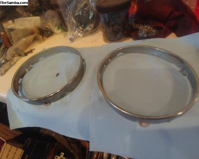 Head light trim ring Hella SB22
