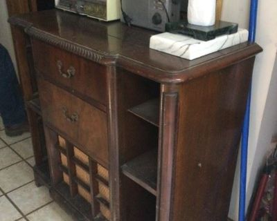 Primitive antiques and more