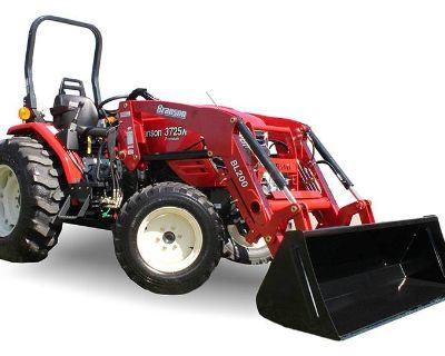 2020 Branson Tractors 3725H Utility Tractors Norfolk, VA