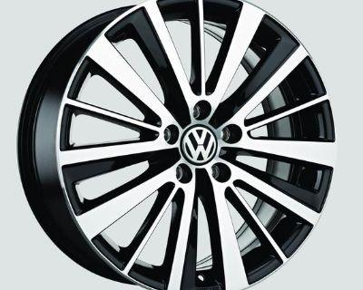 "Volkswagen 18"" Preston Wheel"