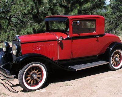 1930 Chrysler 66