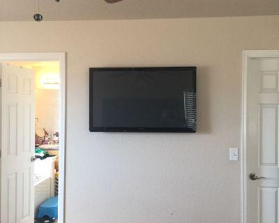 TVS Installed + Wires Hidden Only $89