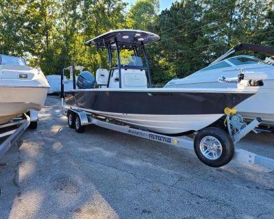 2020 Sportsman Masters 247 Bay Boat