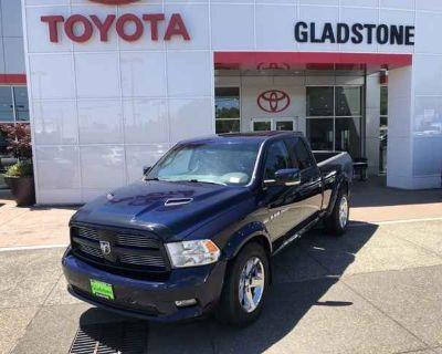 2012 Ram 1500 Sport ALLOY WHEELS, BACKUP CAMERA, CRUISE CONTROL