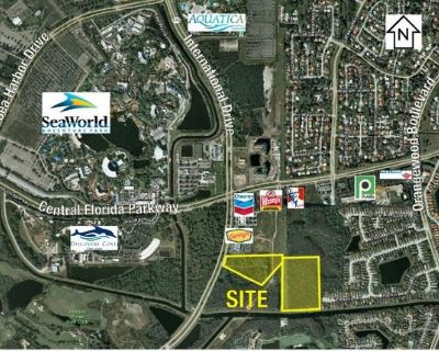 For Sale Land in Orlando 19.77 Acres