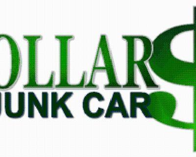 WE BUY  JUNK CARS FOR CASH