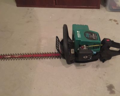 22' Weed Eater Gas Powered Hedge Shears