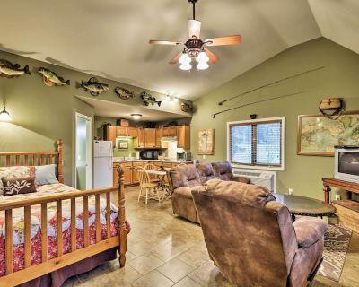NEW! Guntersville Lake Home w/ Covered Boat Slip! - Grant