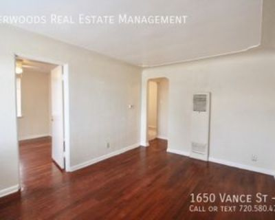 1650 Vance St #11, Lakewood, CO 80214 1 Bedroom Apartment