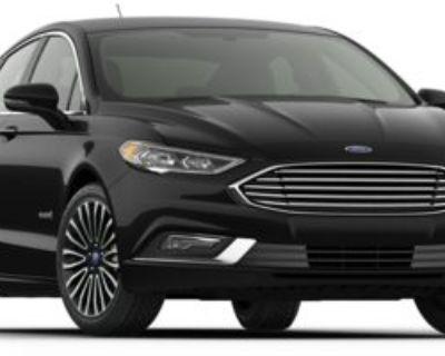 Used 2017 Ford Fusion Titanium