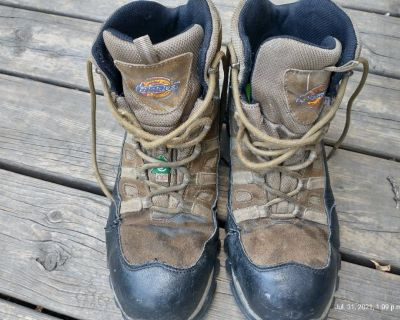 Steel. Toe men's   Boots and